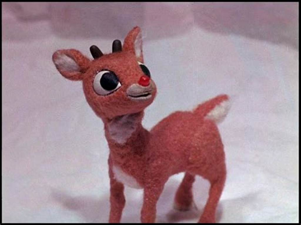 About this whole Rudolph thing…